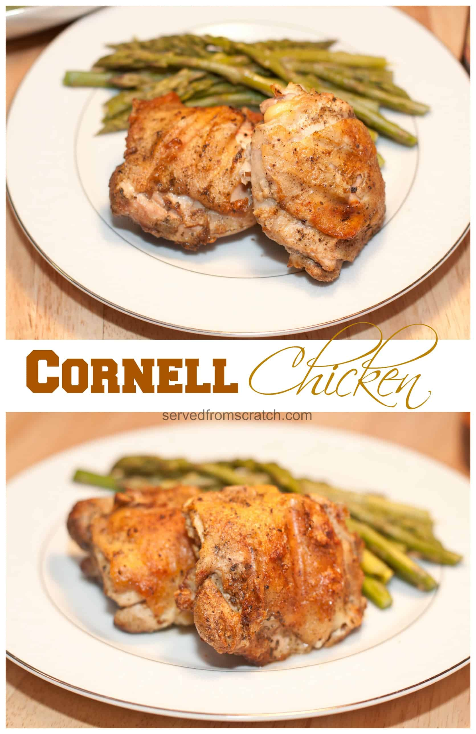 Cornell Chicken - Served From Scratch