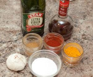 Spicy Beef Kabobs Marinade