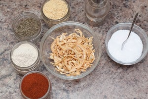 Instant Onion Soup Mix from Scratch