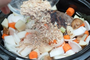 Crock Pot Chuck Roast
