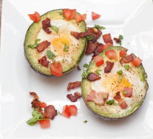 Avocado Baked Eggs are an incredibly delicious, hearty, and easy breakfast to make a healthy, nutritious tasty start to your day!