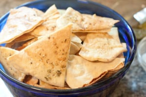 Pita Bread and Pita Chips from scratch may take some extra time and effort but they are the ultimate from scratch snack and totally worth the effort!