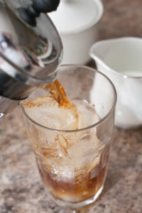 Cold brewed coffee made at home!