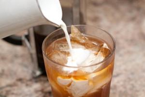 Homemade Cold Brewed Coffee