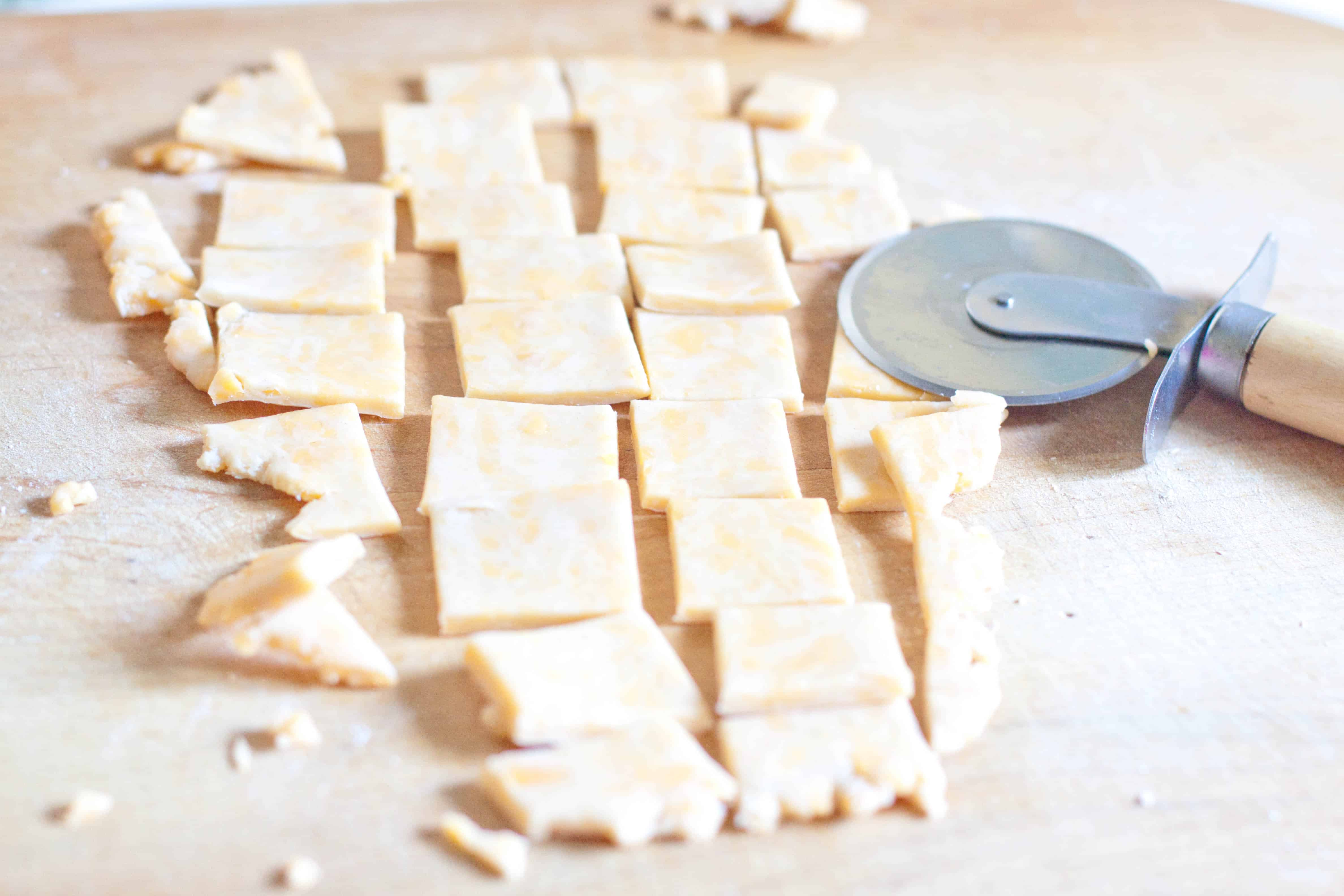 how to make cheez its from scratch