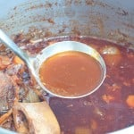 Beef Stock From Scratch