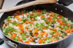 Chicken Fajita Burrito Bowls