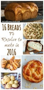 16 Breads to Resolve to Make in 2016