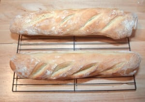Vietnamese Baguette From Scratch