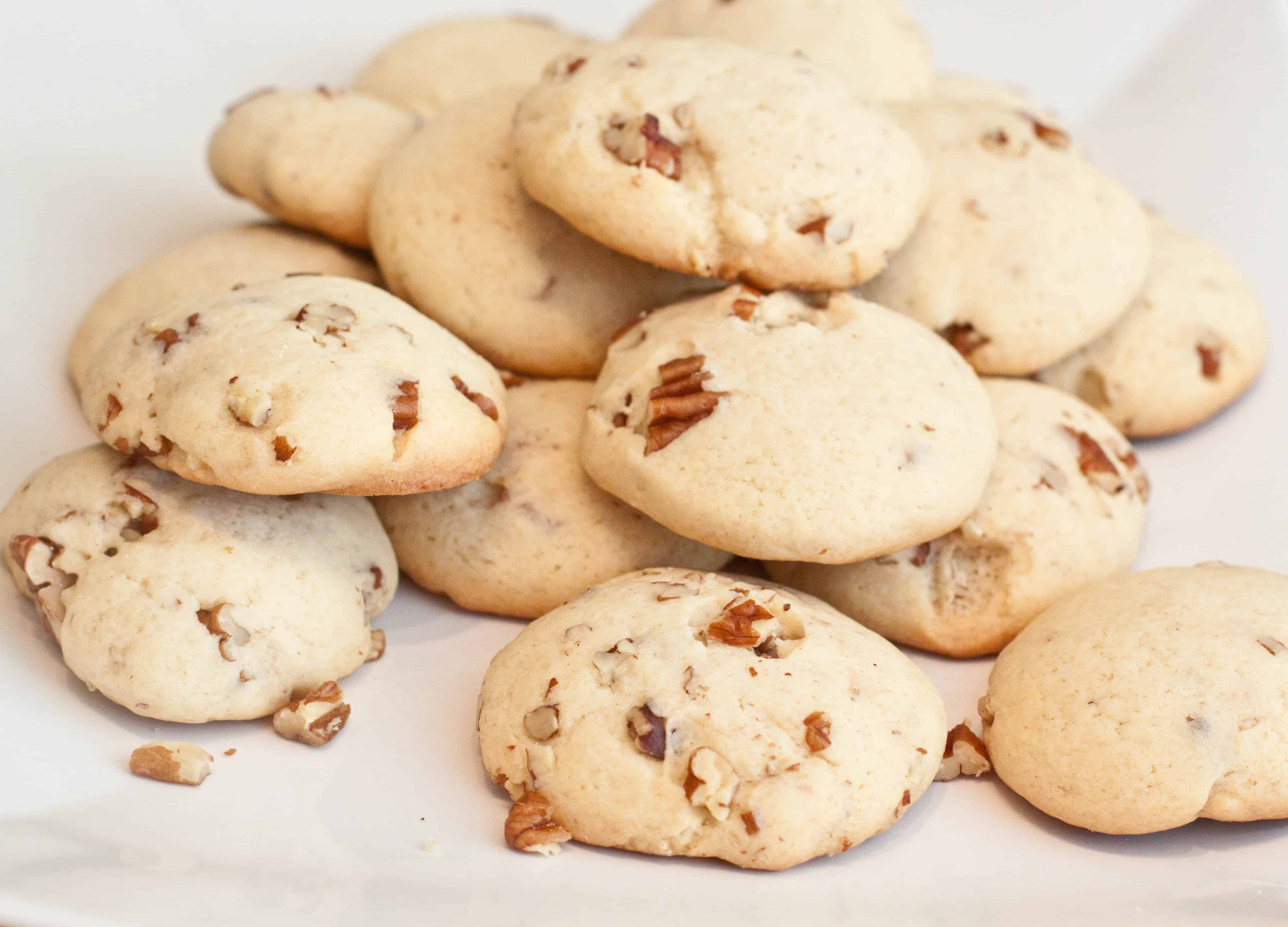 Make your own Pecan Sandies Cookies from scratch!