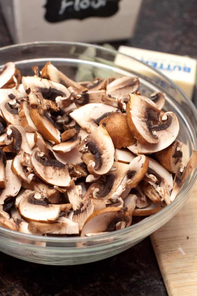 Make your own Cream of Mushroom Soup From Scratch with just a few simple ingredients!