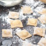 Fresh Ricotta Ravioli From Scratch