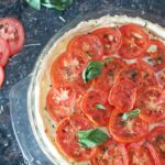 Ricotta Tomato Pie From Scratch