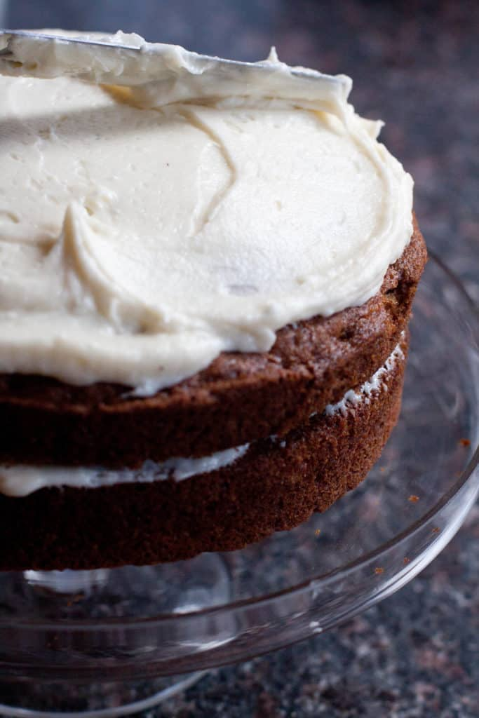 Put some Homemade Cream Cheese to work by making this sweet, rich, Cream Cheese Frosting From Scratch!