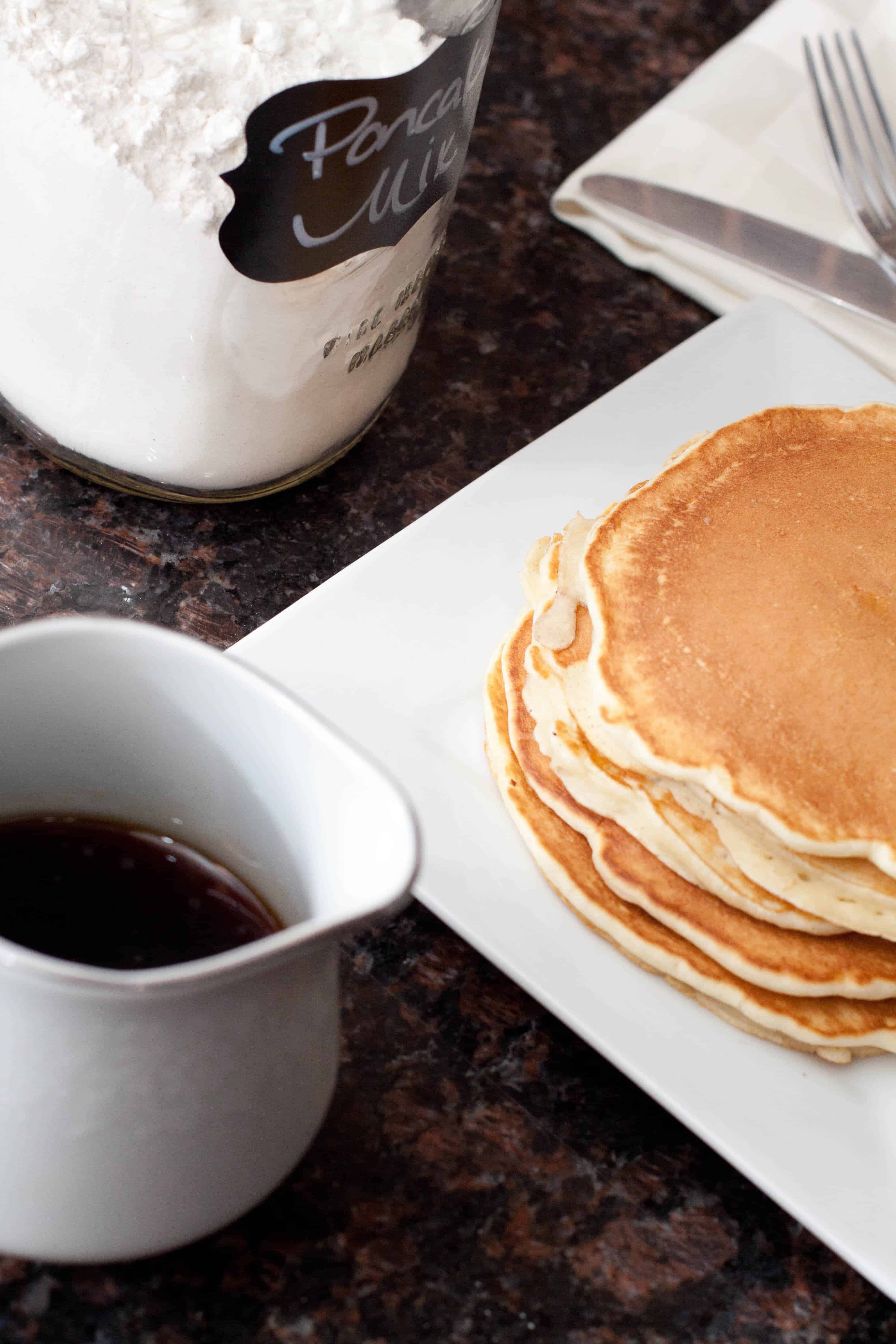 How To Make Pancake Mix From Scratch Image Collections