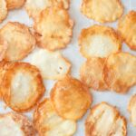 Cheddar Sour Cream Potato Chips From Scratch