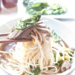 Crock Pot Beef Pho From Scratch