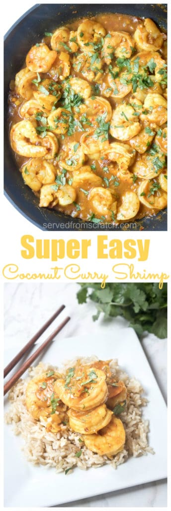 how to make jamaican curry shrimp with coconut milk