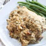 Crock Pot Chicken and Stuffing From Scratch