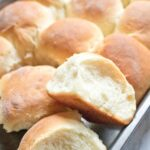 Easy Dinner Rolls From Scratch